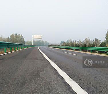 Thrie Beam Road Guardrails