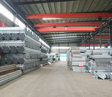 Guardrail Posts Raw Material