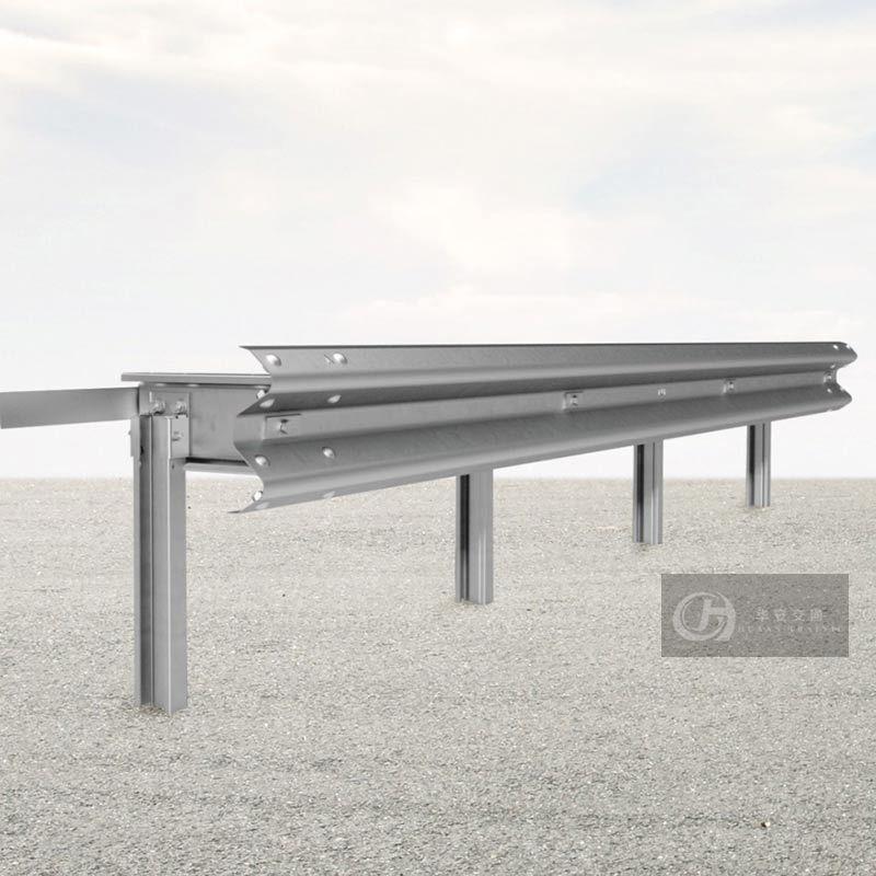 EN1317-2 H1 W4 Highway Crash Barrier Guardrails