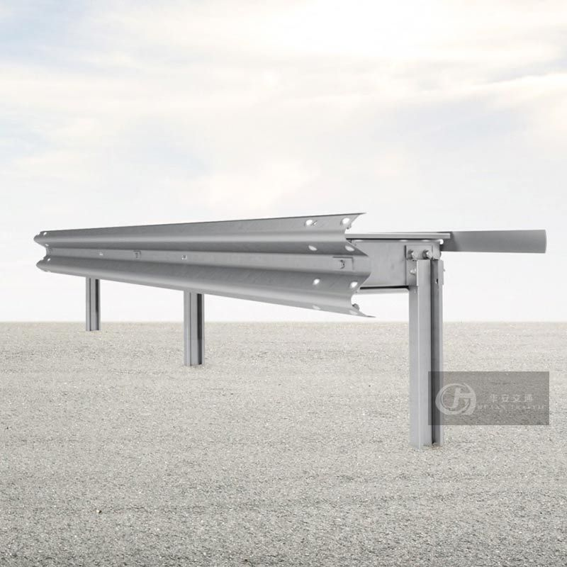 EN1317-2 H1 W5 Highway Road  Crash Barrier Guardrails