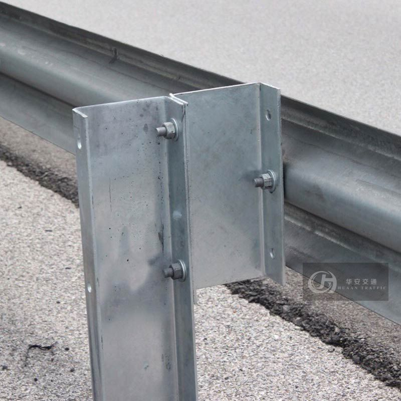 Highway Guardrail C post and C spacer block